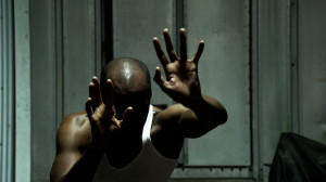 Image of Trent D. Williams, Jr. in 'Black Stains'